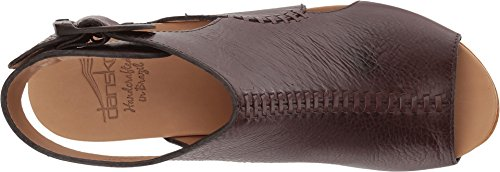 cheapest price online Dansko Womens Octavia Brown Tumbled Calf outlet footaction 0gxL4
