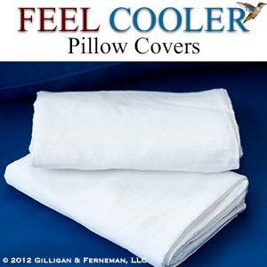 Amazon Com Cooling Pillow Cover Standard By Feel