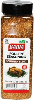 Badia Poultry Seasoning Southern Blend No MSG 22 oz ()