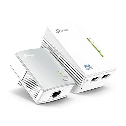 Amazon Tp Link Av600 2 Port Powerline Wifi Extender Powerline