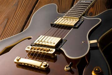 Blues para guitarra eléctrica (65154917), lona, 110 x 70 cm ...