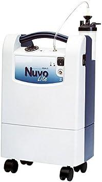 Cosmo médica - Concentrador de oxígeno portátil con ruedas ...