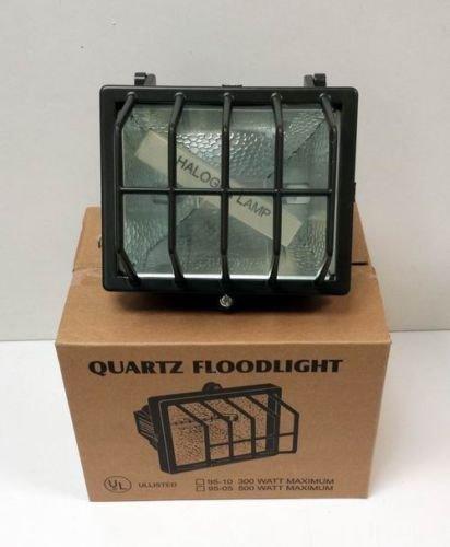 Quartz Flood Light Fixture in US - 5