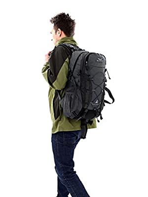 Paladineer Outdoor Sport Lightweight Hiking Backpack Travel Backpack Traveling Pack for Hiking Climbing Camping Outdoor Sports 40L