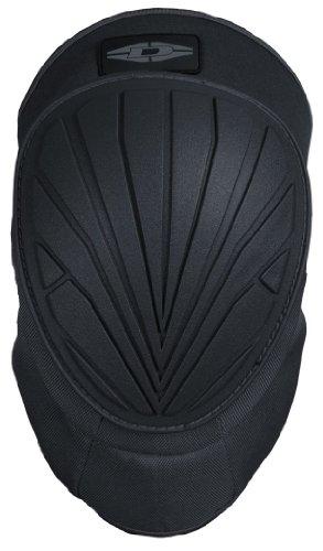 Damascus DKX1B Vortex Gel-Core Hybrid Knee Pads, Black