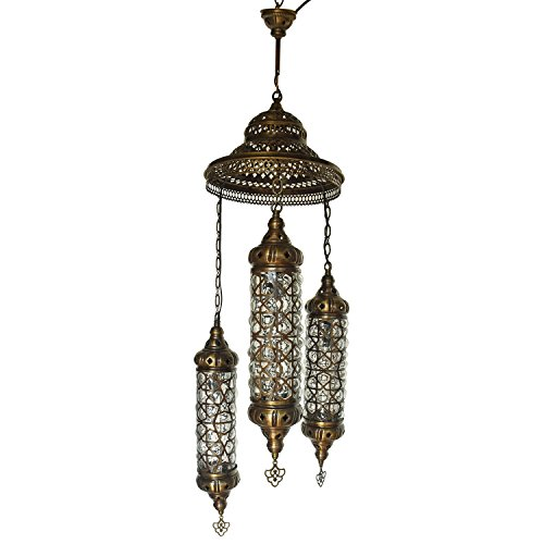 Large Moroccan Pendant Lighting in US - 2