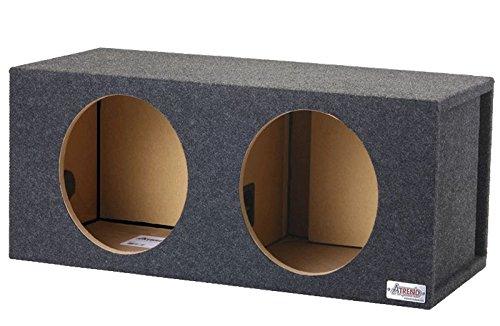 Atrend 10DVN 10 Dual Vented Alpine Specific Enclosure