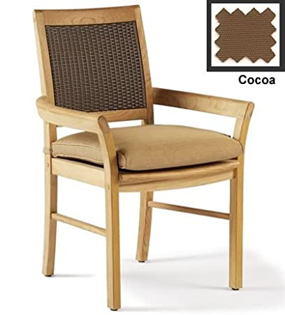 Sunbrella Fabric Patio Furniture.Dining Chair Sunbrella Fabric Outdoor Cushion Dining Chair Not Included Choose Any Sunbrella Fabric