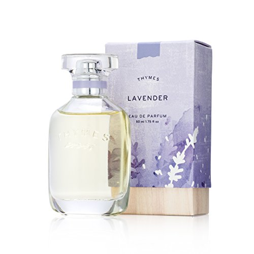 - Thymes - Lavender Eau de Parfum - Calming Botanical Fragrance Perfume for Men & Women - 1.75 oz