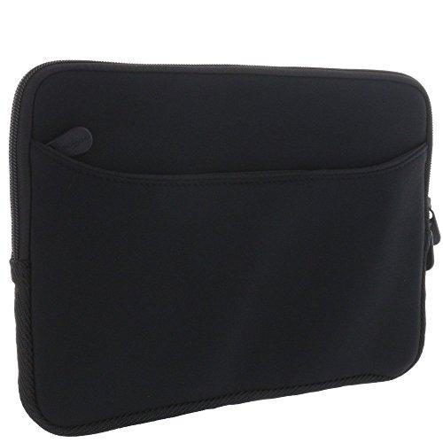 XiRRiX Premium Laptop-Tasche Neopren Schutzhülle Universal mit Zubehör Fach / Seitentasche - Grösse bis 29,5 cm 11,6 / 32 cm 12,6 Zoll