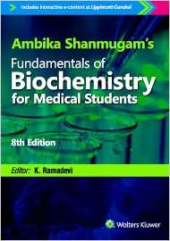 Ambika Shanmugam S Fundamentals Of Biochemistry For Medical Students