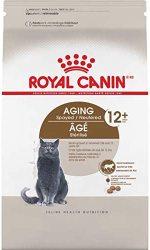 Royal Canin Appetite Control Spayed Neutered 12 Adult Dry Cat Food