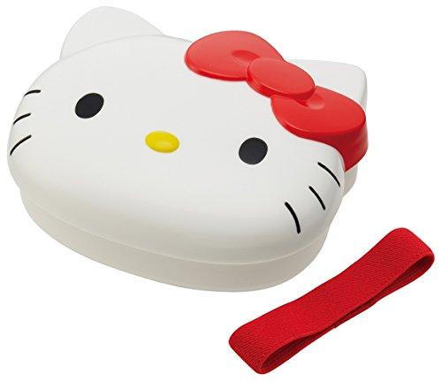 Die-cut lunch box 310ml Hello Kitty 14 LBD2 Die Import