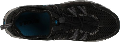 Teva Men's Churn Performance Water Shoe,Black,9 M US