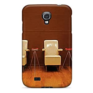 Unique Design Galaxy S4 Durable Tpu Case Cover Japanese Waiting Rm