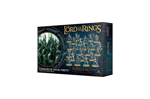 Lord of the Rings: Warriors of Minas Tirith (Lord Of Rings Games Workshop)