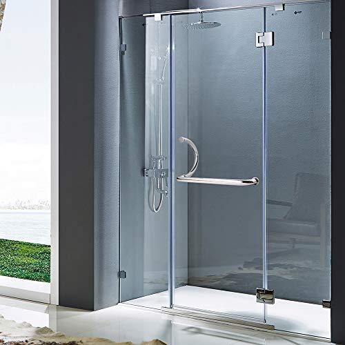 KEYI HARDWARE Stainless Steel Bathroom Secure Handicap Grab Bars Bath Handle Mirror - For Bathrooms Mirrors Handicap