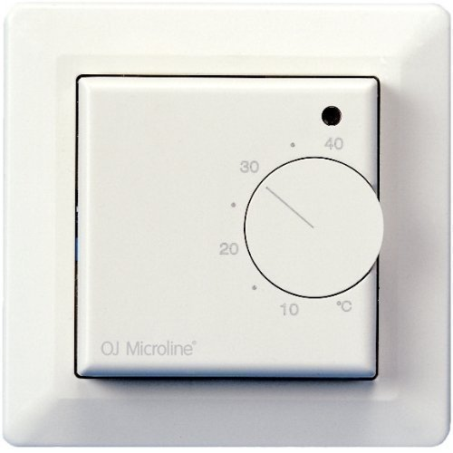 Surface-mounted Underfloor Heating Controller with Status LED OJ Electronics