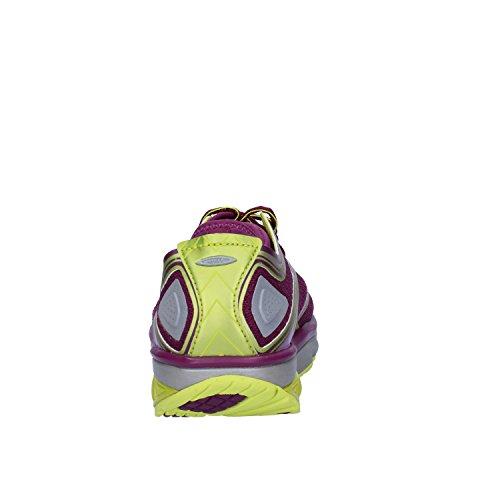 MBT Femme 37 Basket Sneakers Textile Mode Pourpre EU pUxqRU