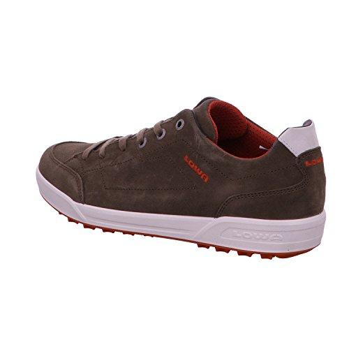Lowa 310767 0758 - Zapatos de cordones para hombre Dunkeloliv