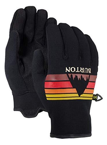 Burton Mens Formula Glove, True Black Sunset, Medium