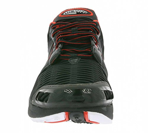 adidas Unisex Climacool 1 Schuhe core black-red-footwear white (BA8612)