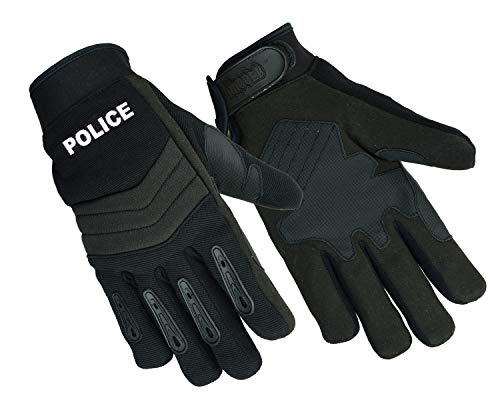 Inventive 5-13 Years Old Kids Tactical Fingerless Gloves Military Armed Anti-skid Rubber Knuckle Black Half Finger Boys Children Gloves Apparel Accessories