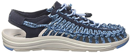 Midnight Cendre Multicolor Keen Sandalias Blue Uneek Navy W Mujer para xgqUH6YqB
