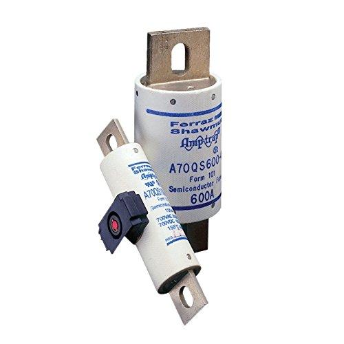 - 350A Fiberglass High Speed Semiconductor Fuse 700VAC/DC