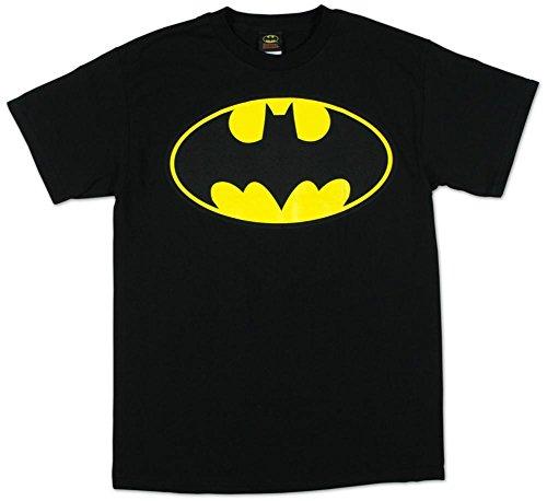 Batman-Classic Logo T-Shirt Size S ()