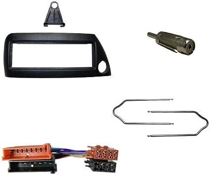 Radioblende Set Ford Ka Bis 2008 Schwarz Elektronik
