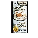 Gourmet du Village Hot Chocolate Mini, White Salted Caramel, 35g