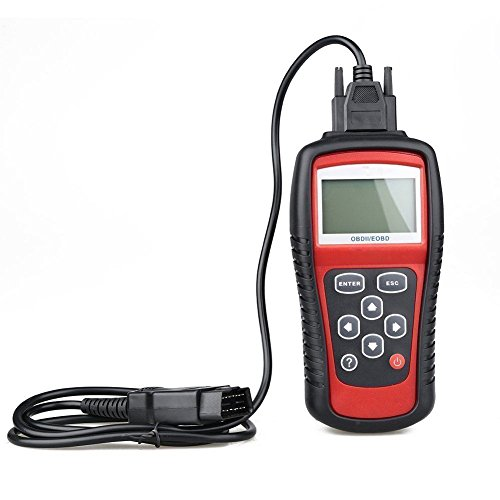 Maxiscan Ms509 Obd2 Scanner - 7