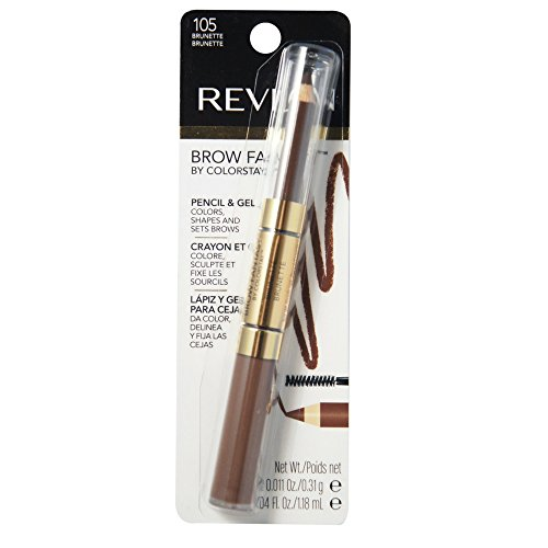 Revlon Brow Fantasy Pencil Gel 105 Brunette