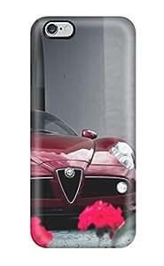 Hot AvnMJCN468GrEqz Case Cover Protector For Iphone 6 Plus- Alfa Romeo 8c 19