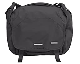 STM Velo, Shoulder Bag for 15-Inch Laptops and Tablets - Black (stm-112-025P-01)