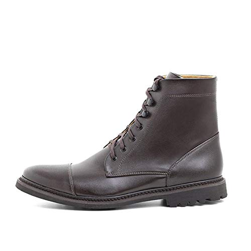 Ahimsa Vegan Work Boot/Vegan Leather (10)
