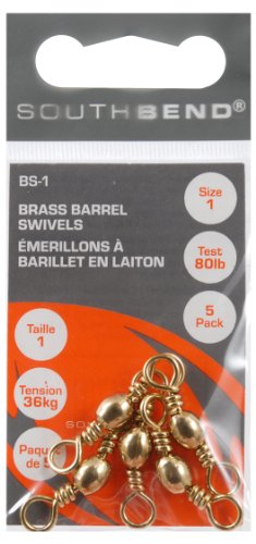 South Bend Barrel Swivel (Brass, 1)