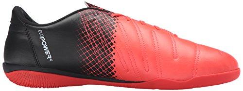 PUMA Männer Evopower 4.3 Tricks IT Fußballschuh Red Blast / Puma Weiß