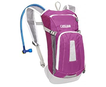a7d9c90ec2 CAMELBAK Mini M.U.L.E Junior Cycling Hydration System, Raspberry ...