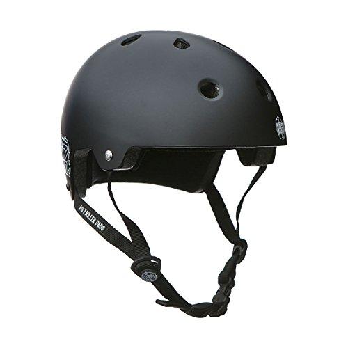(187 CPSC Certified Helmet LG/XL Matte Black)