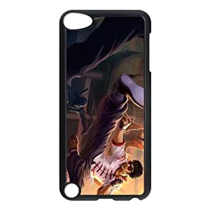 iPod Touch 5 Case Black League of Legends Dragon Fist Lee Sin LOL-STYLE-2769