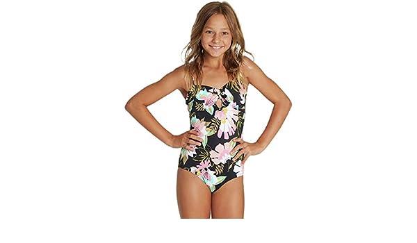 cec004fa14 Amazon.com: Billabong Big Girls' Night Bloom One Piece Swimsuit: Clothing
