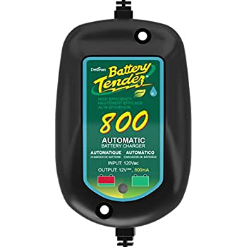 Amazon.com: Battery Tender 12 Volt Junior Automatic Battery ... on