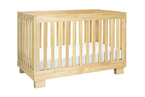 Babyletto Modo 3-in-1 Convertible Crib with Toddler Bed Conversion Kit, ()