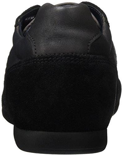 Marc O'Polo Sneaker - Zapatillas Hombre Multicolor - Mehrfarbig (Black/Grey 564)