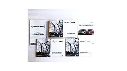 amazon com 2015 tahoe suburban owners manual new car electronics rh amazon com 2015 suburban owners manual pdf Suburban Car Race