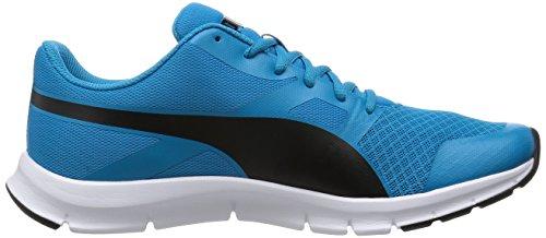 Erwachsene 08 Flexracer Atomic black Unisex Blue Sneakers Puma Blau nF6xv6