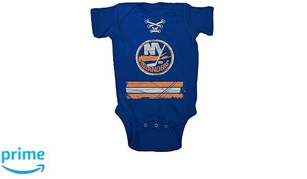 separation shoes 4af6f ebba6 Amazon.com: NHL NY Islanders Beeler Vintage Infant Jersey ...