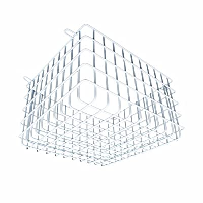 Leviton OSWCG-P0W OSW Ceiling/Wall Mount Sensor Protective Cage, White